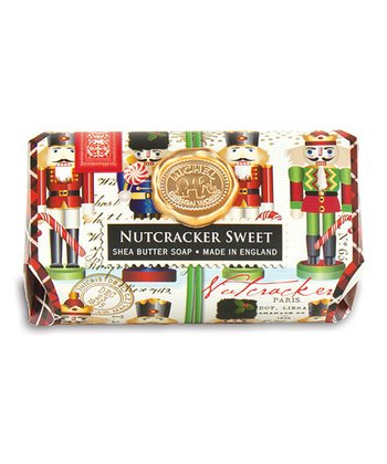 Nutcracker Sweet Large Soap Bar