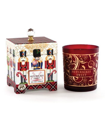 Nutcracker Sweet Soy Wax 14-Oz. Candle