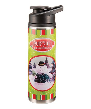 'Rudolph' Stainless Steel Water Bottle