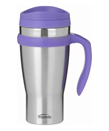 Purple Drive Time 18-Oz. Travel Mug