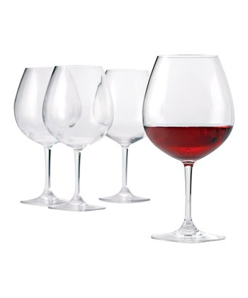 Break-Free Pinot Noir Glass - Set of Four