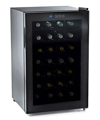 28-Bottle Touch Screen Wine Cooler