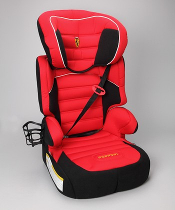 Red Dreamway Booster Seat