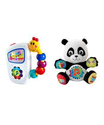 Take Along Tunes & Press & Play Panda Set