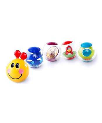 Roller-Pillar Activity Ball Set