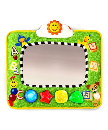 Music & Discovery Travel Mirror