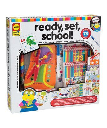 Ready, Set, School! Kit