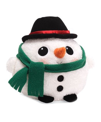 Jeepers Peepers Snowman Plush Toy