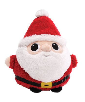 Jeepers Peepers Santa Plush Toy