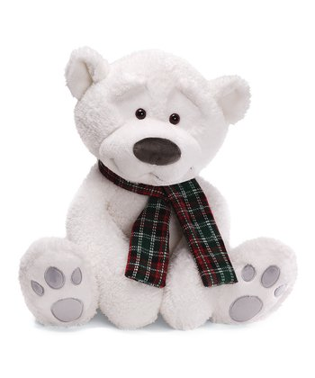 Extra-Large Snowsly Polar Bear Plush Toy