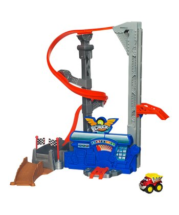 Tonka Chuck Tornado Tower Play Set