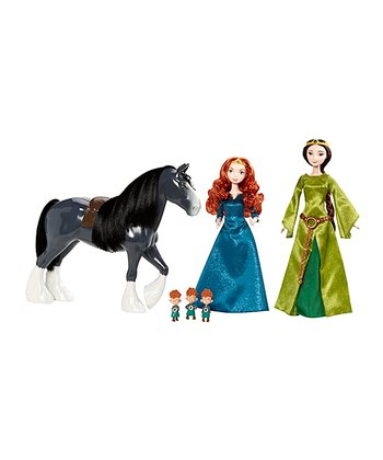 Disney Brave Big Box Set