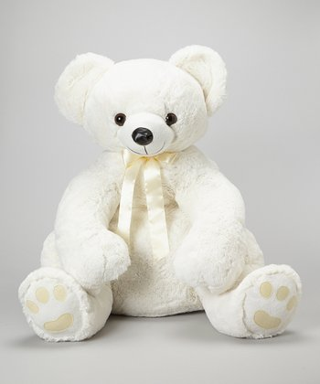 Grandma Crystal Bear Jumbo Plush Toy
