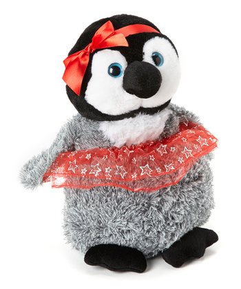 Winter Funz Penguin Chick Plush Toy