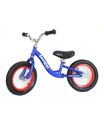 Metallic Blue & Red Boogie Balance Bike