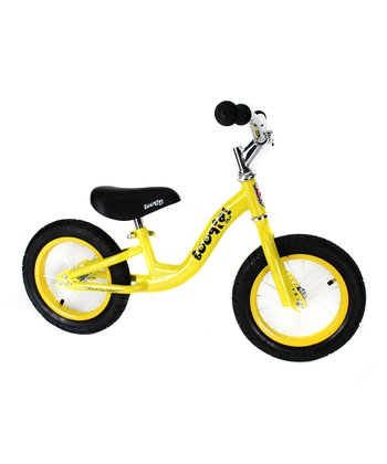 Yellow Boogie Balance Bike