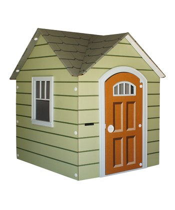 Green Cottage Playhouse