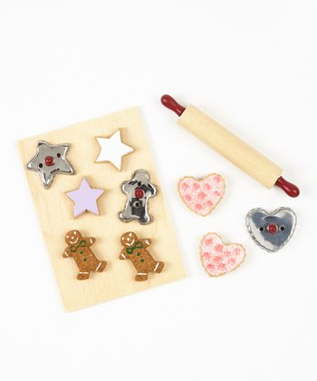 Cookie Baking Doll Gift Set