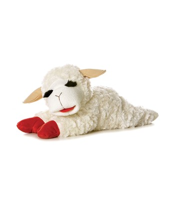 Lamb Chop Plush Toy