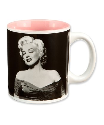 'I Enjoy It' Marilyn Monroe Mug
