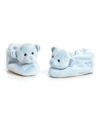 Blue Bear Booties