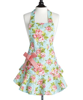 Rose Cottage Kitchen Josephine Bib Apron - Women