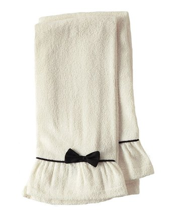 Natural Terry Towel - Set of Two