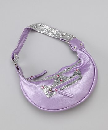 Purple Princess Purse
