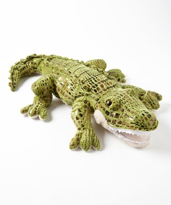 Alligator Puppet