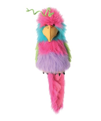 Bird of Paradise Glove Puppet