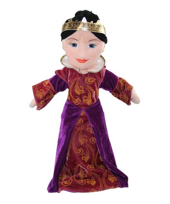 Queen Glove Puppet