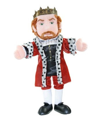 King Glove Puppet
