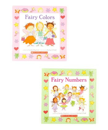 Fairy Board Book Set