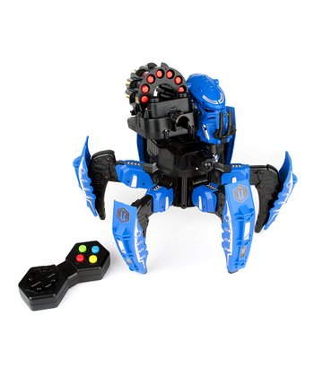 Stryder Attacknid Remote Control Robot Set