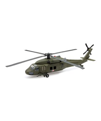 Black Hawk Helicopter Replica