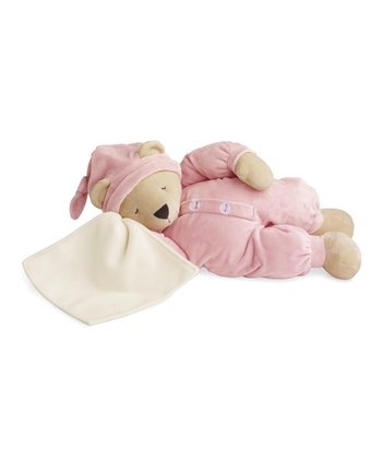 Pink Sleepyhead™ Bear Plush