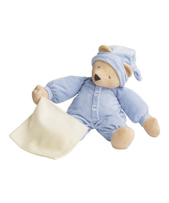 Blue Sleepyhead™ Bear Plush