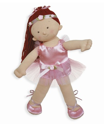 Red-Haired Rosy Cheeks™ Big Sister Ballerina Doll