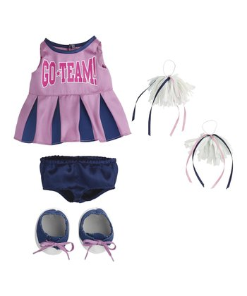 Rosy Cheeks™ Big Sister Cheerleading Doll Outfit