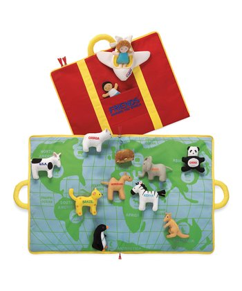 World Activity Mat Set
