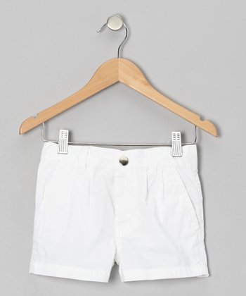White Sails Shorts - Girls