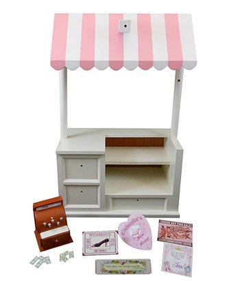 Doll Shoe Shop Set