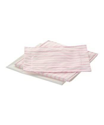 Pink Doll Canopy Bed Linen Set