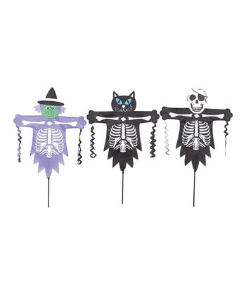 Skeleton Flag Set