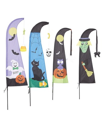 Witch Flag Set