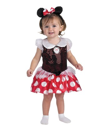 Red Minnie Mouse Dress-Up Set - Infant