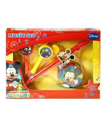 Mickey Mouse Clubhouse Musical Instrument Set