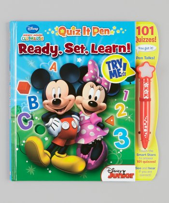 Quiz It Pen: Ready, Set, Learn! Hardcover