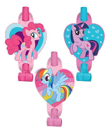 My Little Pony Blowouts Set