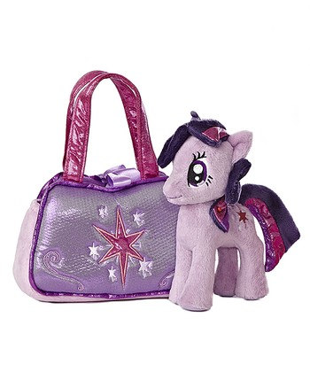 Twilight Sparkle Purse & Plush Toy